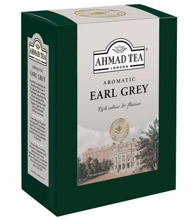 Čaj earl Grey, Ahmad TEA, 500g