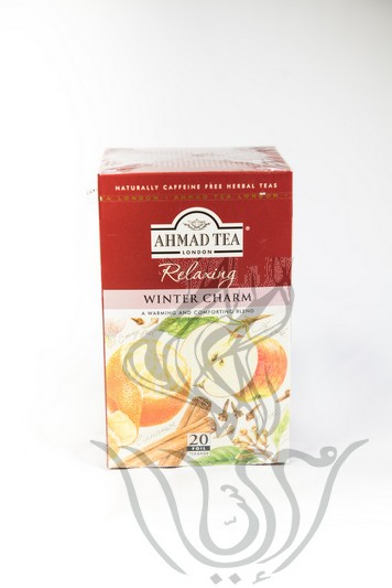Čaj winter Charm, Ahmad TEA