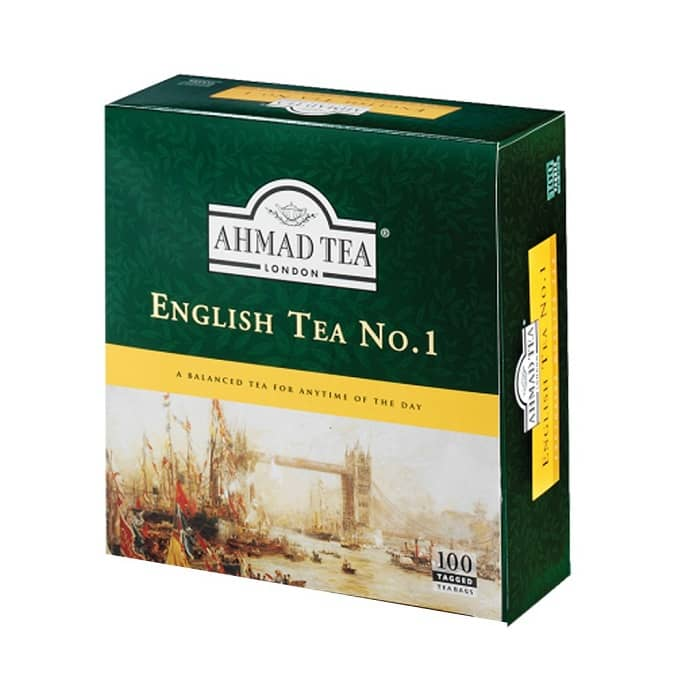 Čaj English tea no.1,, Ahmad TEA