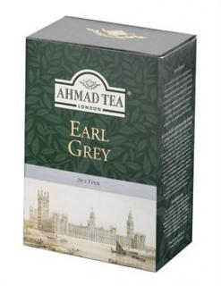 Čaj earl Grey, Ahmad TEA 100g